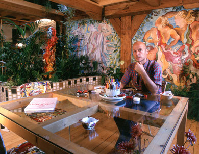 Atelier-Résidence, Keizersgracht Amsterdam, 1982 - 2003