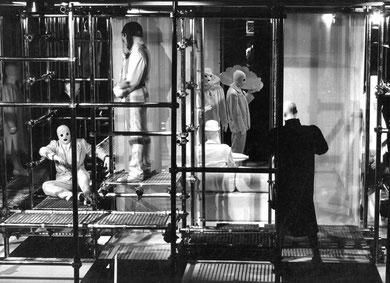 « La Cité Transparente » 1979 - photo: Clemens Boon