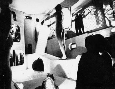 « Cronus I », Londres, 1967