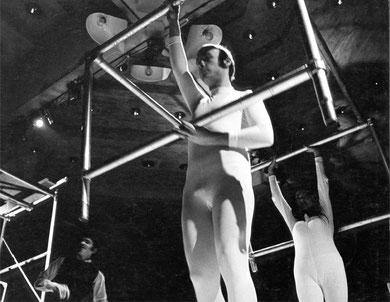 « Cronus II » Londres, 1968