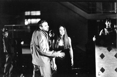 « Maria de Buenos Aires » 1999 / 2000 - photo: Pan Sok.