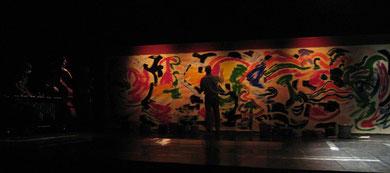 « Salomé » 2009 - Spazio MIL - Museo dell'Industria e del Lavoro  Milan - photo Frederik van Kleij