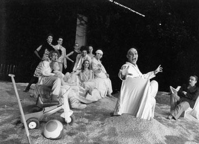 « Le Désert » 1982 - photo: Clemens Boon