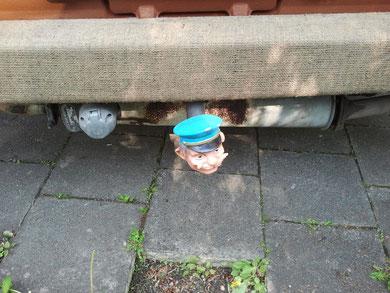 Spezial Sicherheitsabdeckung für Anhängerkupplungskugelkopf