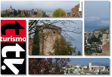 Turismo Tv en La Alhambra. Turismo Tv, televisión turística en España
