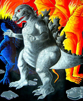 Godzilla - Détails