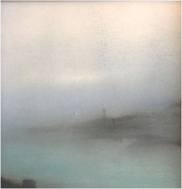 MEMOIRE I, encre et acrylique sur papier, 50 x 50 cm, 2014
