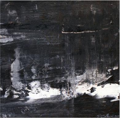SANS TITRE, huile, 35 x 35 cm, 2011