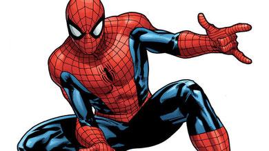 votre portrait street art spiderman