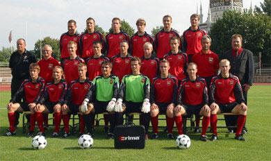 Saison 2003/04 - Oberliga