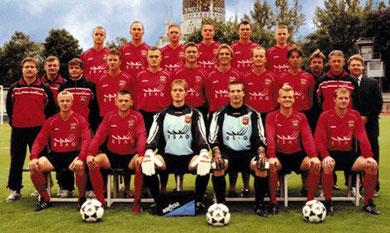 Saison 2002/03 - Regionalliga