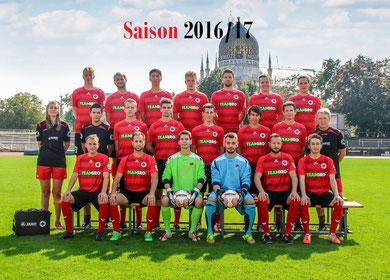Saison 2016/17 - Landesklasse Ost