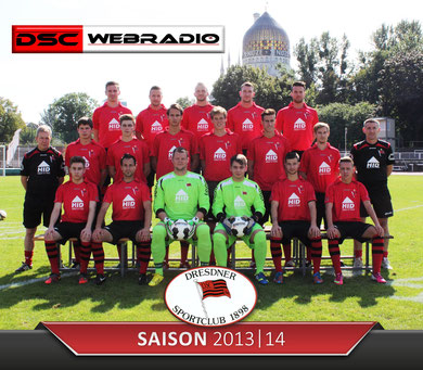 Saison 2013/14 - Bezirksliga Ost