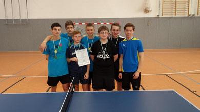 Platz 1: Gymnasium Marienberg