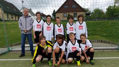 Platz 2 - Gymnasium Olbernhau