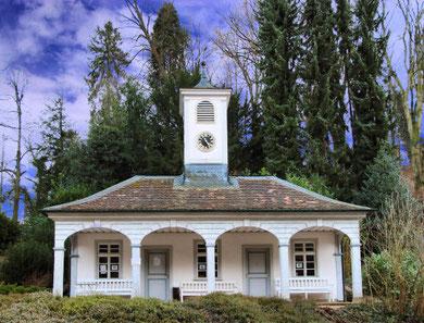 Kapelle im Fürstenlager bei Bensheim!