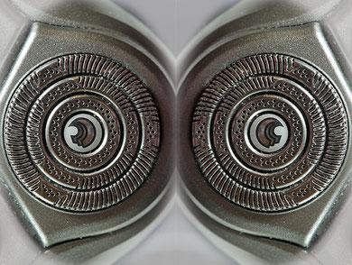 Messerscharfer Blick