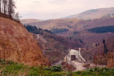 Steinbruch bei Mackenheim