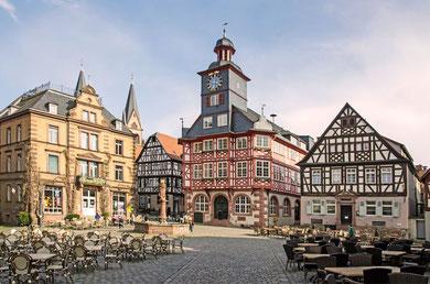 Altstadt von Heppenheim