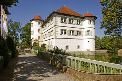 Schloss in Bad Rappenau