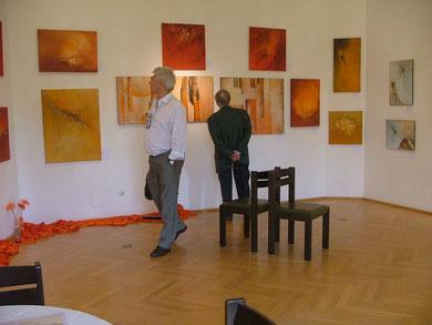 Ausstellung im Schloß Ottenstein
