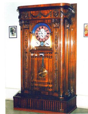 Die Kunstuhr von Hermann Goertz gebaut von 1892 - 1925