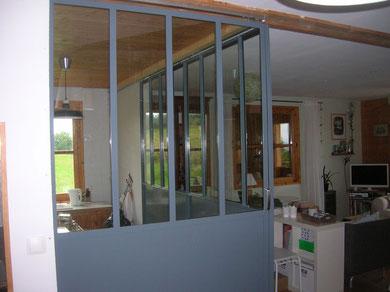 Des portes coulissantes style atelier