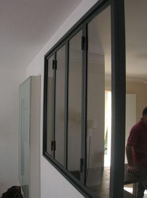 Modifier le volume de votre habitation grace aux verrières