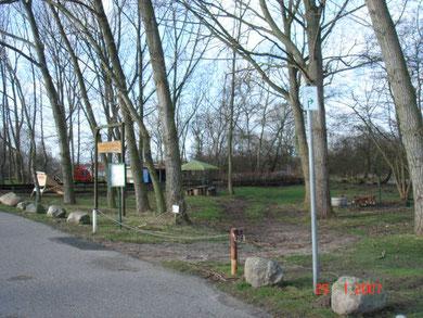 Vereinsplatz des WSCN e.V. in Pelzerhaken