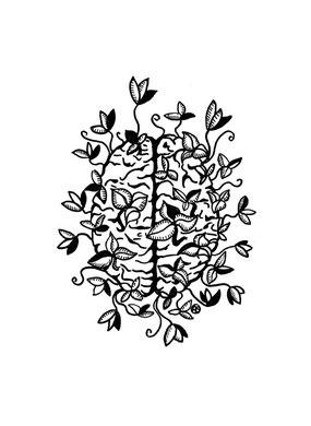 Cervae Plantus (cerveau-plante) Aline Siffert