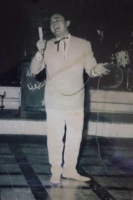 Kairo 1962 Auftritt im Casino Arizona