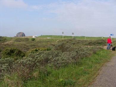 Macht nix *** wenige Meter weiter weg gabs ein super Naturschutzgebiet