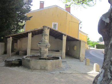 Fontaine de Modène