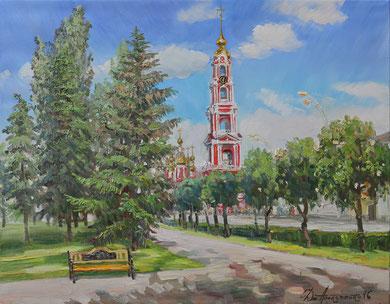 """""""Тамбов"""" Х.,м. 70х90 2016 г."""