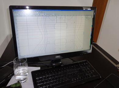 Diese Arbeit wird am Computer gemacht da Änderungen leicht vorgenommen werden können.