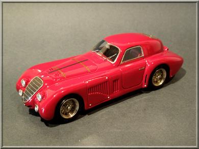 Alfa Romeo 8C 2900 B 1938