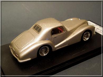 ALFA ROMEO 6C 2500 COUPE' BERTONE 1942