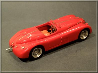 ALFA ROMEO 6C 2500SS ALA SPESSA 1940
