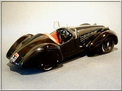 ALFA ROMEO 2900 SPIDER GRAN SPORT Z. 1937