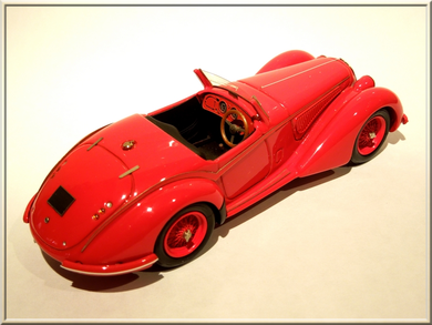 Alfa Romeo 2900 B Touring 1938