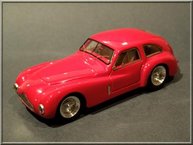 ALFA ROMEO 6C 2500 COMPETIZIONE 1948
