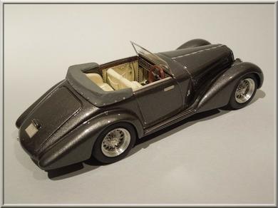 ALFA ROMEO 8C 2900 B CABRIOLET PININFARINA 1938