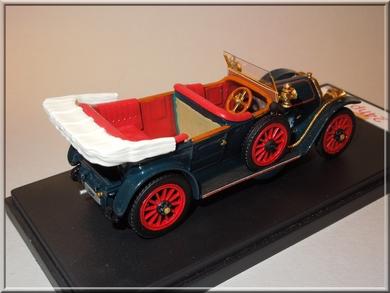 ALFA 24 HP Torpedo 1910