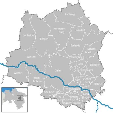 Landkreis Celle