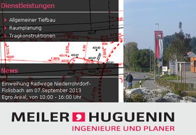 Meiler u. Huguenin, Niederrohrdorf