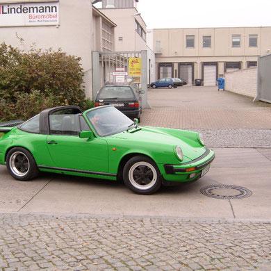 89er G-Model / bitte einmal in Vipergrün lackieren!