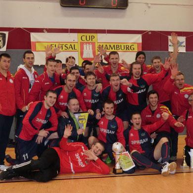 Team Eridan, Russland