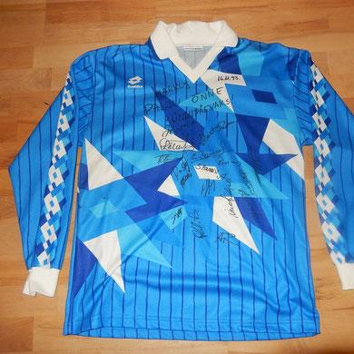Estland - die Mannschaft gratuliert mir mit Widmung zum 24. Geburtstag! Schweiz - Estland in Zürich