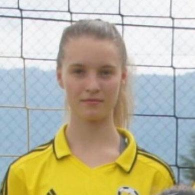 Lina Kehl - vorheriger Verein FC Altstätten