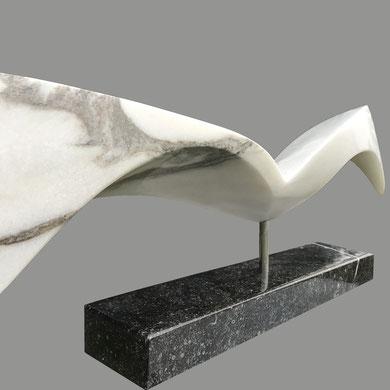 Wings of change, Covelano marmer verkocht
